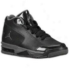 Jordan Big Fund Viz Rst - Big Kids - Black/dark Grey