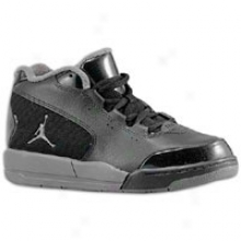 Jordan Big Fund Viz Rst - Little Kids - Black/dark Grey