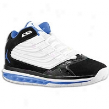 Jordan Haughty Ups - Mens - White/varsity Royal/black