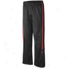 Jordan Classic Pant - Big Kidd - Black/varsity Red