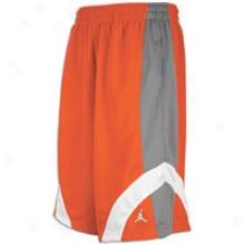 Jordan ClassicS hort - Mens - Team Orange/ /