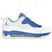 Jordan Cmft Max 10 Leather - Mens - White/roya1