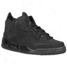 Jordan Courtside Flight - Mens - Black/black/black
