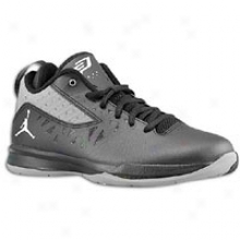 Jordan Cp3.v - Big Kids - Black/white/anthracite