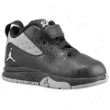 Jordan Cp3.v - Toddlers - Black/white/anthracite