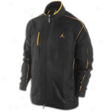 Jordan Dwade Jacket - Mens - Black/del Sol