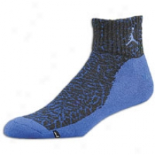 Jordan Elephnt Sock - Mens - Old Royql/black/old Royal