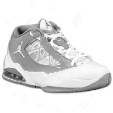 Jordan Flight The Power - Big Kids - White/white/stealth