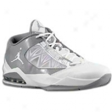 Jordan Flying The Power - Mens - White/white/stealth