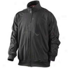 Jordan Flighten Up Jacket - Menns - Black/black/anthracite