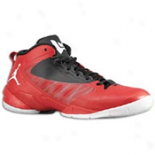 Jordan Fly Wade 2 Ev - Mens - Gym Red/black/white