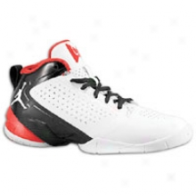Jordan Fly Wade Ii - Big Kids - White/black/varsity Red