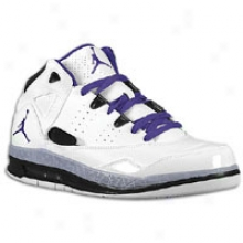 Jordan Jumpman H-series Ii - Mens - White/club Purple/black