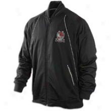 Jordan Melo M8 Knit Jacket - Mens - Black/matte Silver