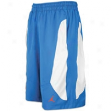 Jordan Melo M8 Short - Mens - Varsity Royal/white