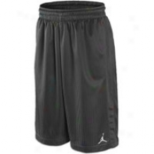 Jordan Mvp Durasheen Short - Mens - Black/white