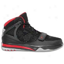 Jorcan Phase 23 Hoops - Mens - Black/varsity Red/stealth