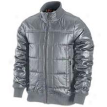 Jordan Player Jacket - Mens - Cool Grey/anthracite