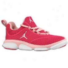 Jordan Rcvr - Big iKds - Voltage Cherry/storm Pink/white
