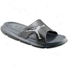 Jordan Rcvr Slide - Mens - Black/anthracite
