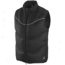 Jordan Retro 11 Reversible Vest - Mens - Black/white