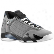 Jordan Retro 14 - Mens - Light Graphite/midnight Navy/white