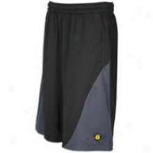 Jordan Retro 14 Short - Mens - Black/anthracite