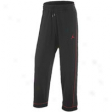 Jordan Retro 3 Archive Pant - Mens - Black/varsity Red