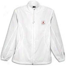 Jordan Retro 4 Archive Jacket - Mens - White/black