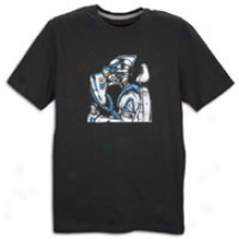 Jordan Retro 4 Prepare For Takeoff T-shirt - Mens - Black/military Blue