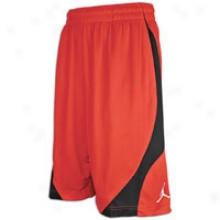 Jordan Rise hSort - Mens - Varsity Red/black/white