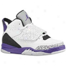 Jordan Son Of Mars - Little Kids - White/black/purple