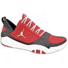 Jordan Trunner Dominate - Big Kids - Varsity Red/black/white