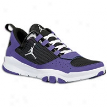 Jordan Trunner Dominate - Mes - Black/white/club Purple