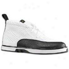 Jordan Xii Auto Clave - Mens - White/taxi/black
