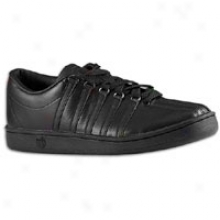 K-swiss The Classic - Mens - Black/black