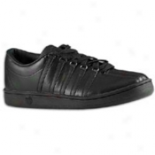 K-swiss The Classic Wide - Mens - Black/black