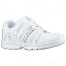 K-swiss Trifuno - Mens - White/platinum