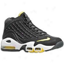 Ken Jr. Griffey Nike Air Griffey Max Ii - Mens - Black/white/anthracite/tour Yellow