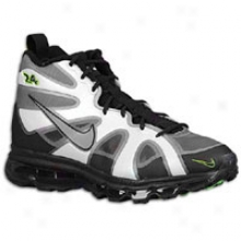 Ken Jr. Griffey Nike Air Max Griffey Fury - Mens - Black/action Green/white