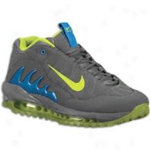 View Jr. Griffey Nike Total Griffey Max 99 - Mens - Dark Grey/soar/cyber