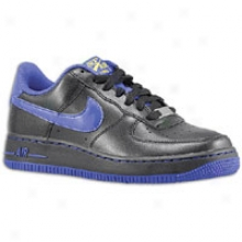Kobe Bryant Nike Air Force 1 Low Kobee - Toddlers - Black/deep Night/varsity Maize