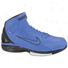 Kobe Bryant Nike Air Zoom Huzrache 2k4 - Mens - Bright Blue/black/white/bright Blue
