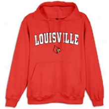 Louisville Team Edition College Pullover Hoodie - Mens - Red