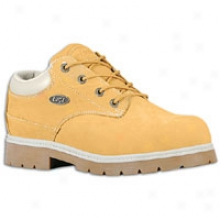 Lugz Drifter Low - Mens - Wheat/cream/gum