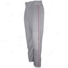 Majestic Cool Base Hd Piped Pant - Mens - Pro Blue/grey/pro Scarlet