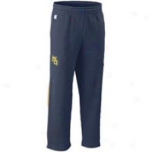 Marquette Jordan College Practice Fleece Pant - Mens - Navy