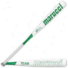 Marucci Team Bbcor Baseball Bat - Mens - Green
