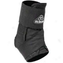 Mcdavid 195 Ultralite Ankle Brace W/straps - Black