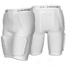 Mcdavid Dual Density Hexpad Thudd Girle - Mens - White